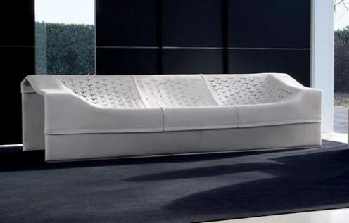 SKiN - Sofa with Original Design by Molteni & C