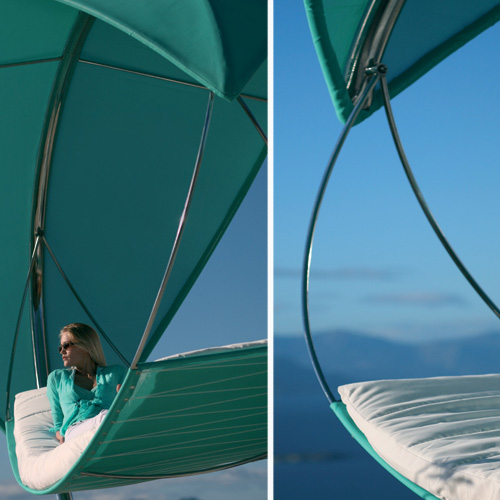 Wave - stylish hammock from Royal Botania 3