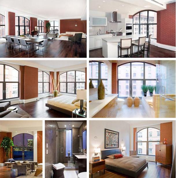 Домът на Джъстин Тимбърлейк в Манхатън
