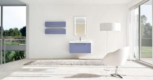 Modern bathroom from Mastella Italy