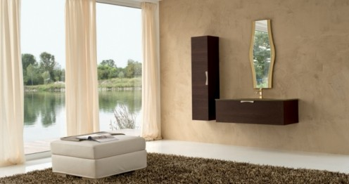 Modern bathroom from Mastella Italy