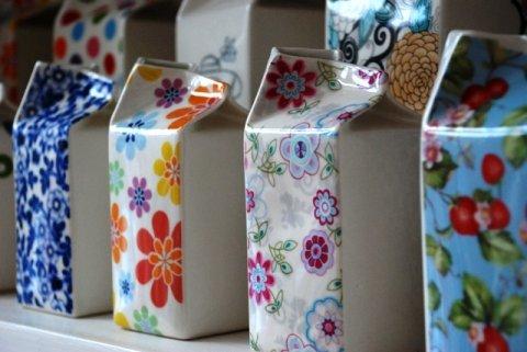 Attractive Porcelain by Hanne Rysgaard