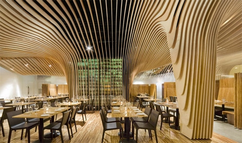 Banq - A Magnificent Restaurant by Office dA 3