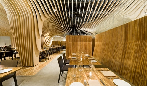 Banq - A Magnificent Restaurant by Office dA 4