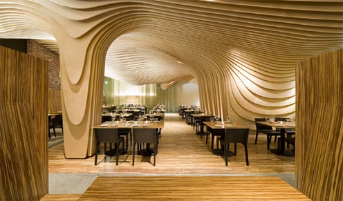 Banq - A Magnificent Restaurant by Office dA 5