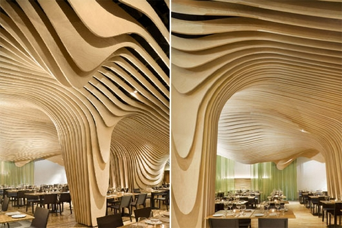 Banq - A Magnificent Restaurant by Office dA 7
