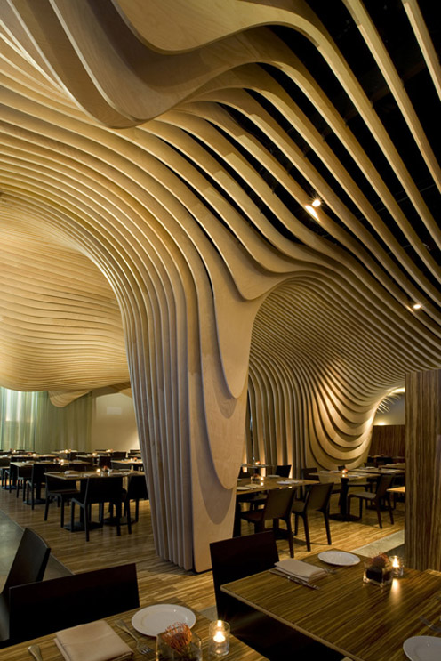 Banq - A Magnificent Restaurant by Office dA