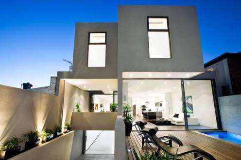 Contemporary Home in Australia