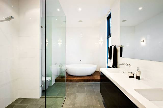 Contemporary house in australia best home news ll about interior design architecture Modern australian bathroom design