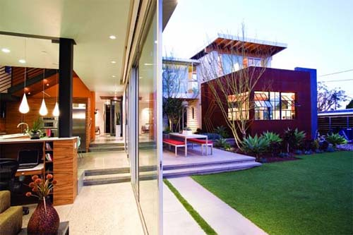 Casa Familia House, The Luxury House Design in in San Diego, California