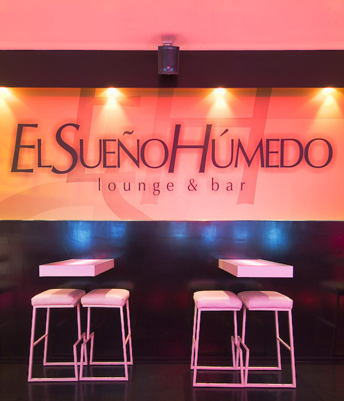 El Suemo - Lounge Bar Interior by Ivаn Cotado 5