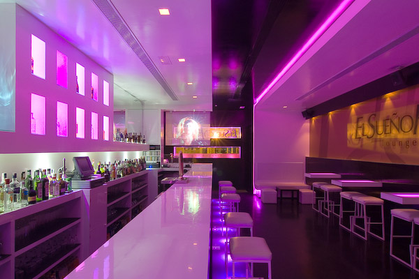 Elegant modern restaurant design in sport lounge bar ideas modern