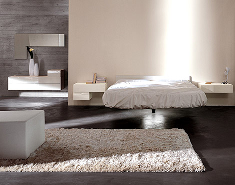 Fluttura - Bedroom Collection from Lago 2