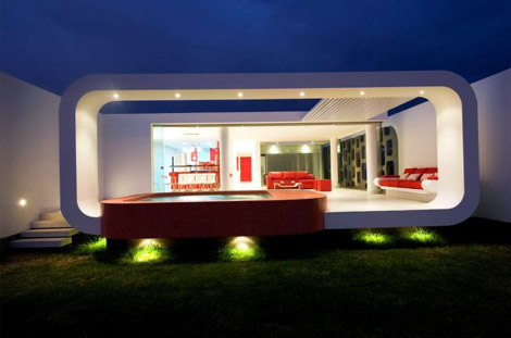 House on The Palabritas Beach by Jose Orrego 7