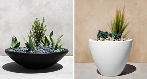 Incredible planters from Urban Nature 6