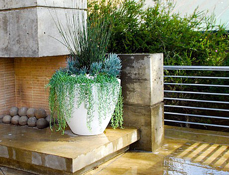 Incredible planters from Urban Nature