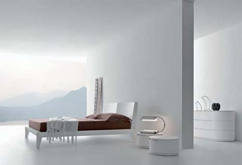 Bedroom Decorating Presotto Italia