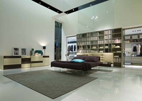 Magnificent Bedroom Interior Designs by Presotto Italia 6