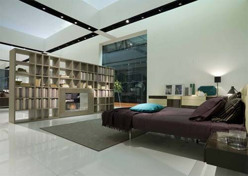 Magnificent Bedroom Interior Designs by Presotto Italia 7