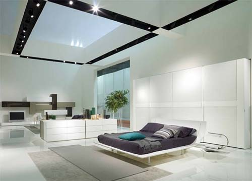Magnificent Bedroom Interior Designs by Presotto Italia 9
