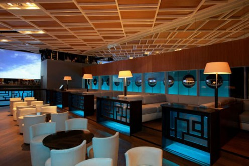 Nisha - Bar and Restaurant Interior by Pascal Arquitectos 4