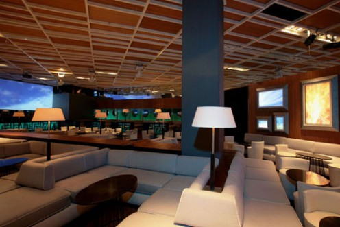 Nisha - Bar and Restaurant Interior by Pascal Arquitectos 5