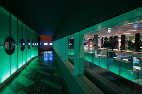 Nisha - Bar and Restaurant Interior by Pascal Arquitectos 7