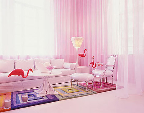 Pink Interior from BNOdesign 2