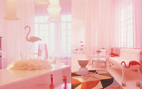 Pink Interior from BNOdesign 3