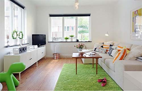 Sweedish Inspiration to 41.5 square meters 2