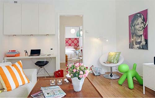 Sweedish Inspiration to 41.5 square meters 4