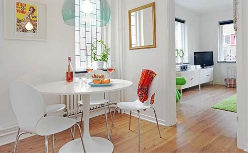 Sweedish Inspiration to 41.5 square meters 5