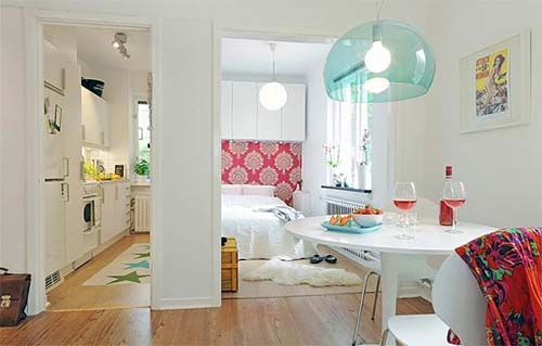 Sweedish Inspiration to 41.5 square meters 6
