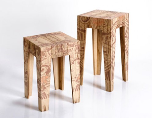 Tables in Yakuza Style 2