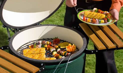The Big Green Egg - Perfect Choice for your Barbecue 2