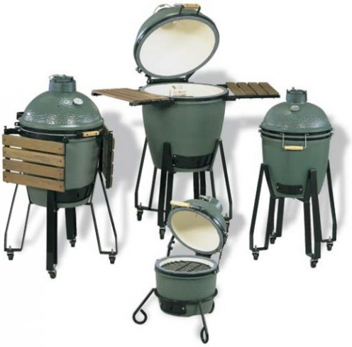 The Big Green Egg - Perfect Choice for your Barbecue