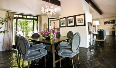 The Home of Molly Sims in Hollywood 5