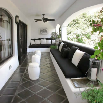 The Home of Molly Sims in Hollywood 6