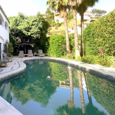 The Home of Molly Sims in Hollywood 8