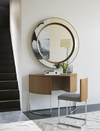 VANITY - Idea for Small Space by Azzarello