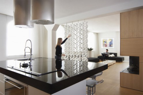 Lightfacet Room Divider