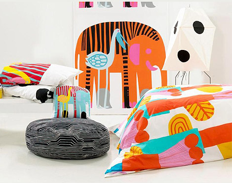 Amazing Textile Design from Marimekko 9