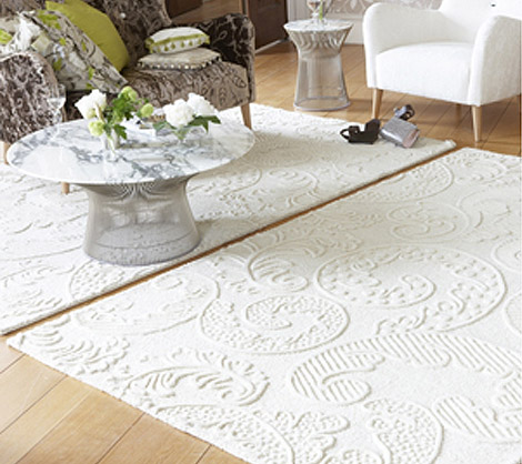 Beautiful Alcina Rug from Designers Guild