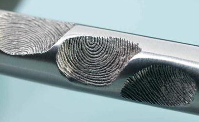 Fingerprint - Modern Door Handles by Philip Watts 2