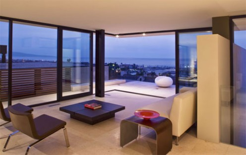 Minimalist House at Manhattan Beach 4
