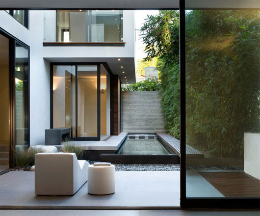 Minimalist House At Manhattan Beach Best Home News Ll About Interior Design Architecture