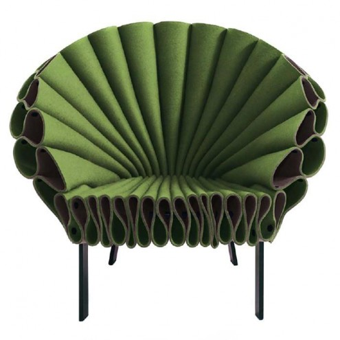 Peacock Armchair by Cappellini Italia 2