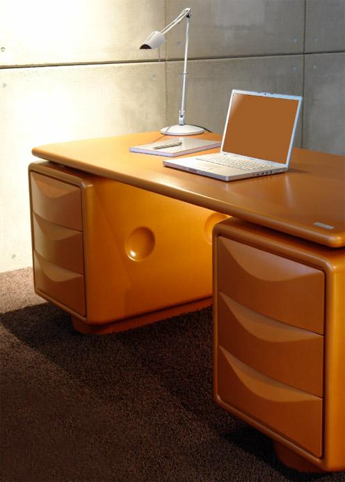 Igl Jet - Vintage Desk by Ernest Igl