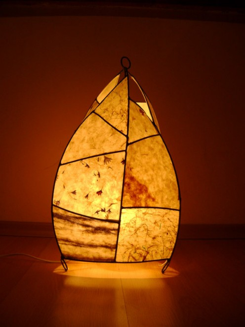 Creative Lamps by Nikolai Tabakov