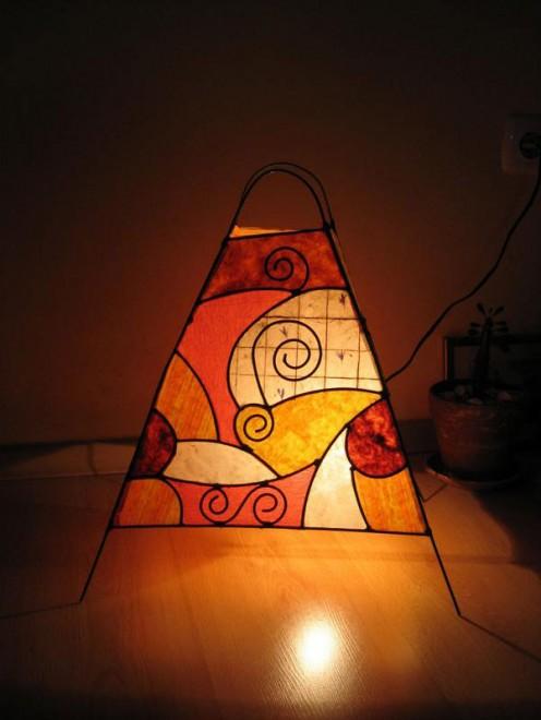 Creative Lamps by Nikolai Tabakov